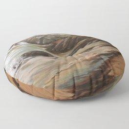 Rehoboth Beach Floor Pillow