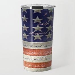 Pledge Travel Mug