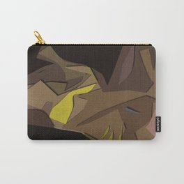 Abstract #8 Carry-All Pouch