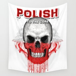 To The Core Collection: Poland Wall Tapestry