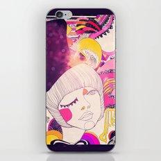 Dreamer iPhone & iPod Skin