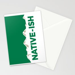 Native-ish Stationery Cards