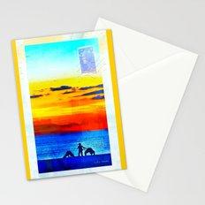 Precious time-VACANCY zine Stationery Cards