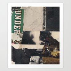under7 Art Print