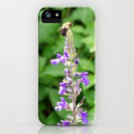 Garden Bee, 1 iPhone Case