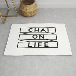 CHAI ON LIFE Rug