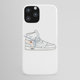 Jordan x Off-White II iPhone Case