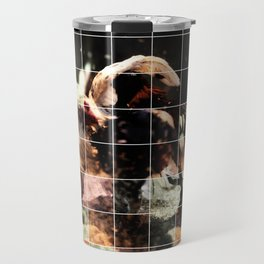 Cockfight Travel Mug