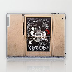 Grafitti Door - Creep Laptop & iPad Skin