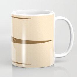 rowing single scull Coffee Mug