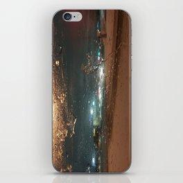 Winter Storm Warning iPhone Skin