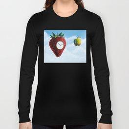 D (StrawberryClock's Dream) Long Sleeve T-shirt
