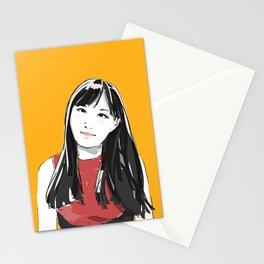 """melanie"" Stationery Cards"