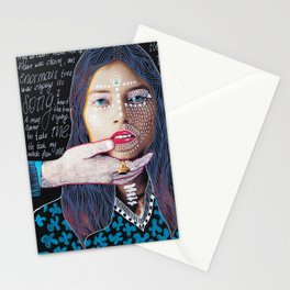 ::dream for a while:: Stationery Cards