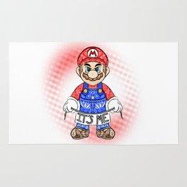 It's ME, Mario !  Rug