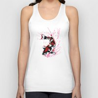 outdoor Tank Tops featuring Koi by Puddingshades