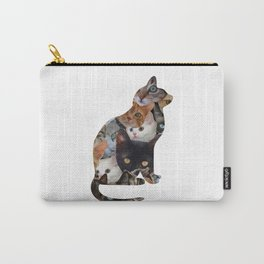 Cats Cat Carry-All Pouch