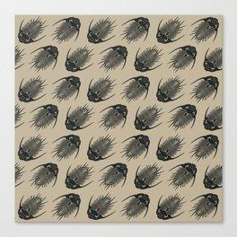 Trilobite Fossils Canvas Print