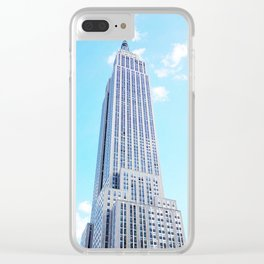 I LOVE NYC Clear iPhone Case