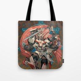 Faithful Blade Tote Bag