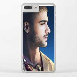 Zayn Malik Dusk Till Dawn Clear iPhone Case
