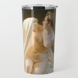 The Bather by Andrey Belloly Travel Mug