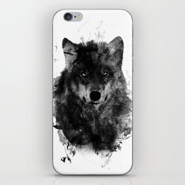 The Wolfpack iPhone Skin
