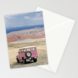 Dreamers ride Stationery Cards