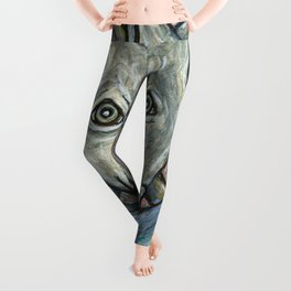 Rough Seas Ahead Leggings
