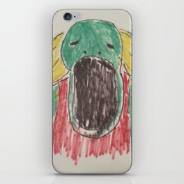 New zombie products  a zombie Cheerleader iPhone Skin
