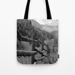 Rugged Trails Ahead Tote Bag