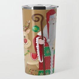 Merry Christmas! Travel Mug