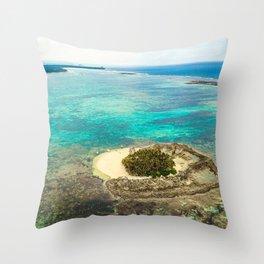 Wonderful landscape Throw Pillow
