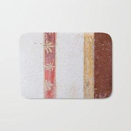 Ancient Fresco Detail Bath Mat
