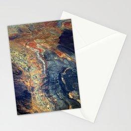 Folded Rock Stationery Cards