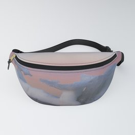Viking Ice Ship Fanny Pack