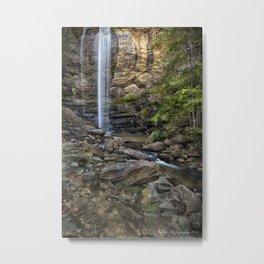 Toccoa Falls Metal Print