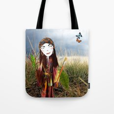 Our Lady of the Prairie Tote Bag