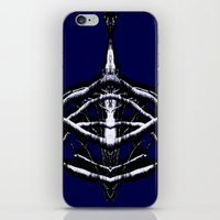 beast iPhone & iPod Skins featuring BEAST by lucborell