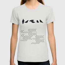 urban birds T-shirt