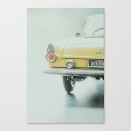 Tiny T-Bird Canvas Print
