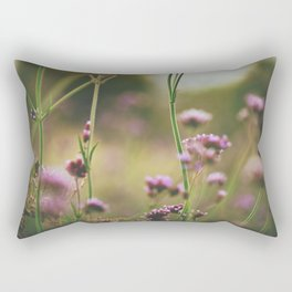 Wild Meadow Rectangular Pillow
