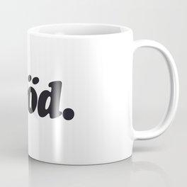 Bröd Coffee Mug
