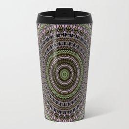 Easternet Pattern 6 (Mandalic) Travel Mug