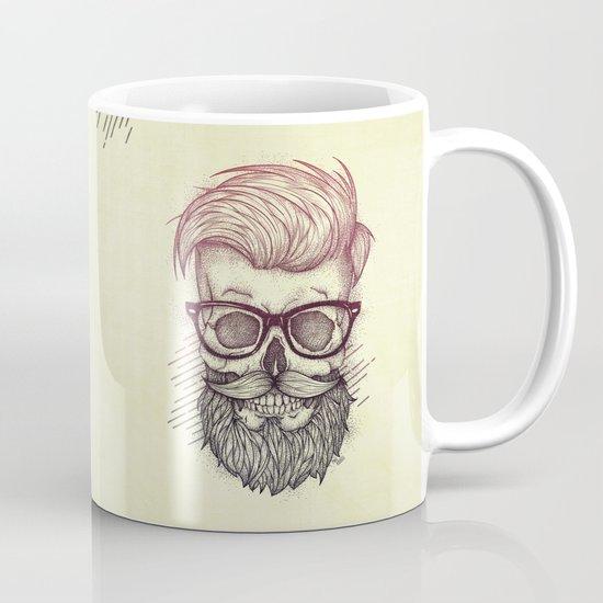 Hipster is Dead Mug