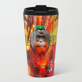 Save orangutans Travel Mug