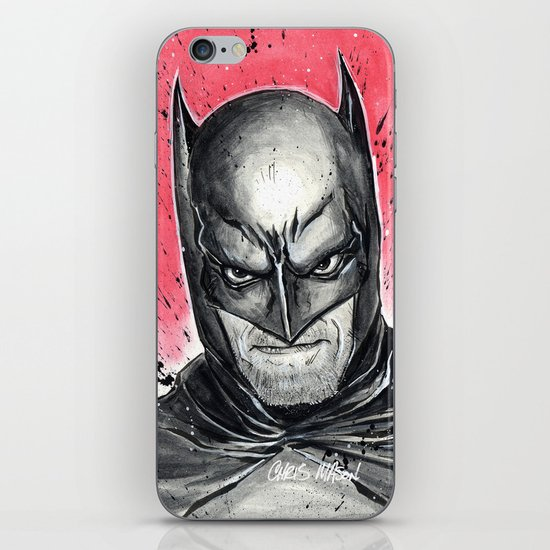 I AM THE NIGHT iPhone & iPod Skin