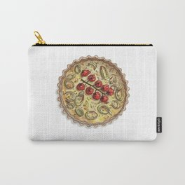 Breakfast & Brunch: Quiche Carry-All Pouch