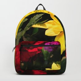 Bright Bouquet Backpack