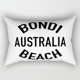 Bondi Beach Australa Rectangular Pillow